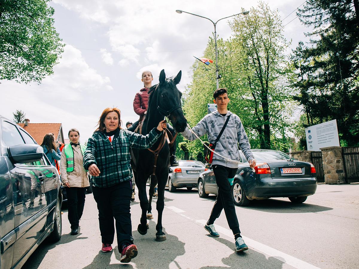 #5 Haihui - Parada Ecvestră din Ținutul Rădăuților