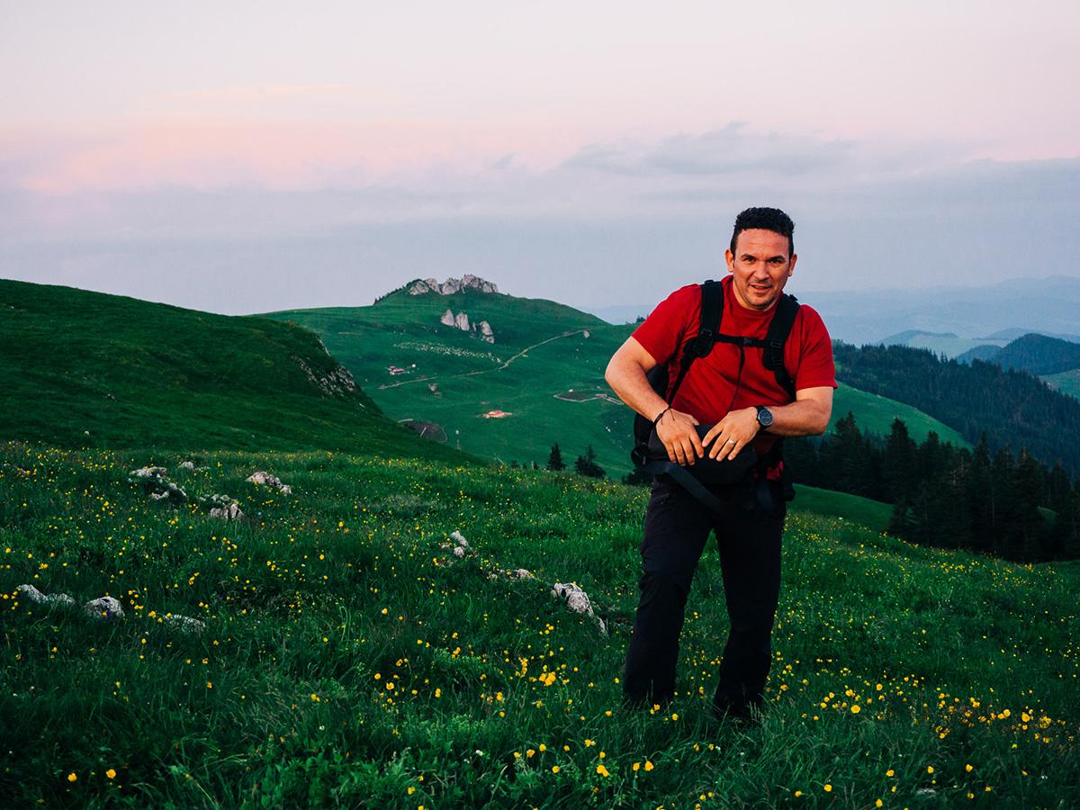 #12 Haihui - Voroneț - Moara Dracului - Câmpulung Moldovenesc - Munții Rarău