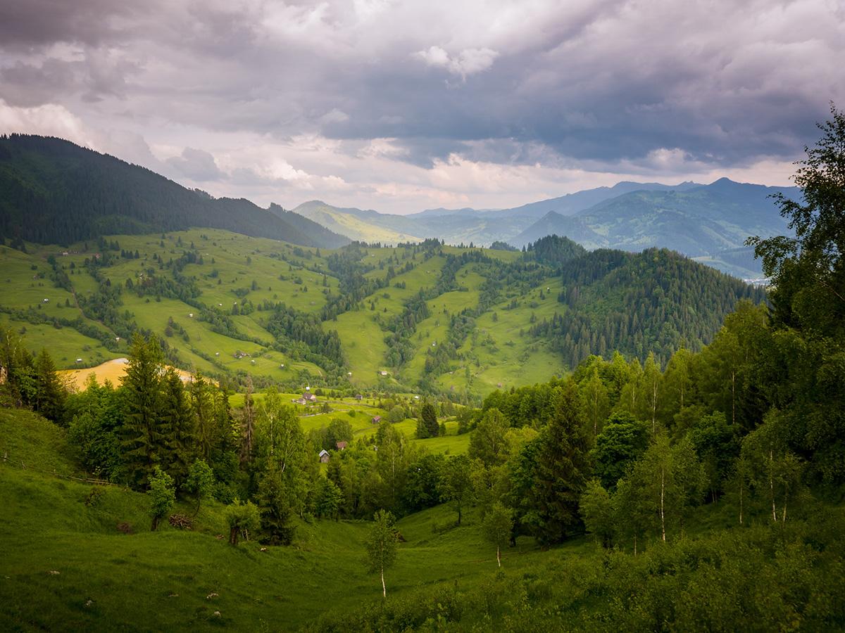 #11 Haihui - Fundu Moldovei - Moldova-Sulița - Izvoarele Sucevei - Releul Mihoveni