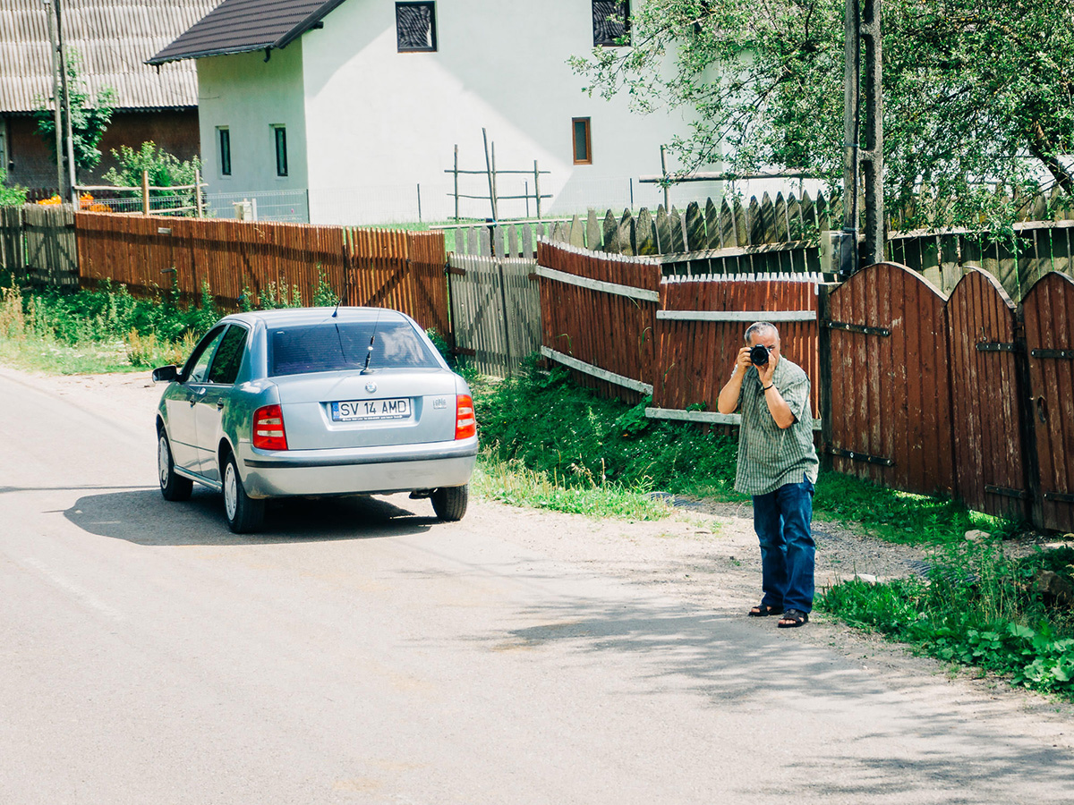 #13 Haihui - Mocănița Huțulca (Moldovița)