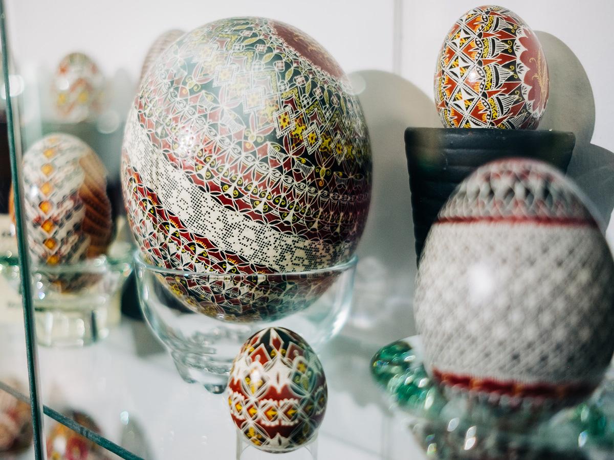 #13 Haihui - Muzeul Internațional al Ouălor Lucia Condrea (Moldovița)