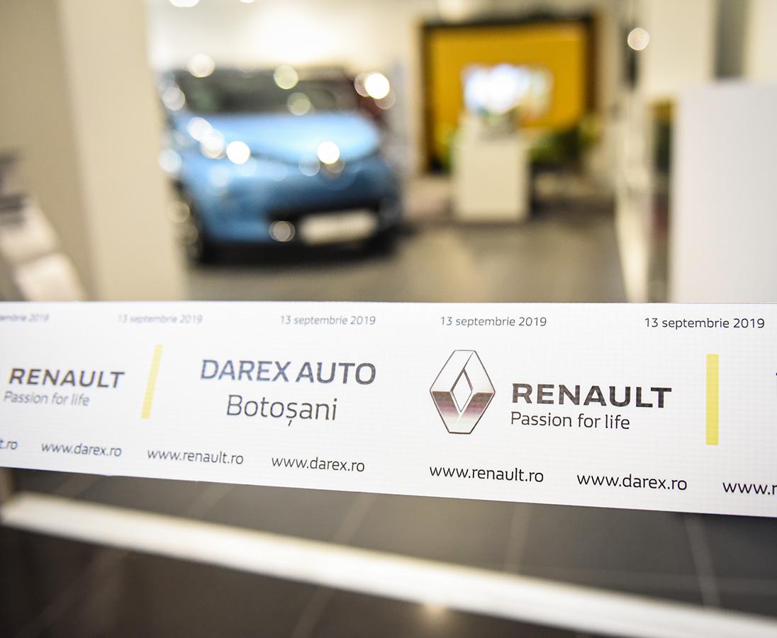 Darex Auto a inaugurat la Botoșani primul showroom auto dintr-un centru comercial (videoclip)