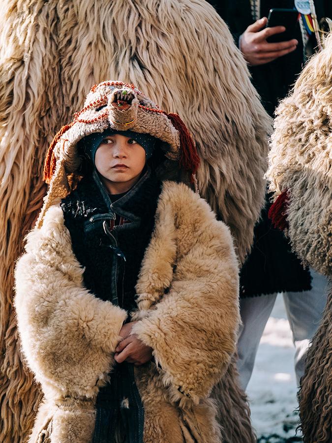 #18 Festivalul Obiceiurilor de Iarnă pe Stil Vechi de la Drăgușeni
