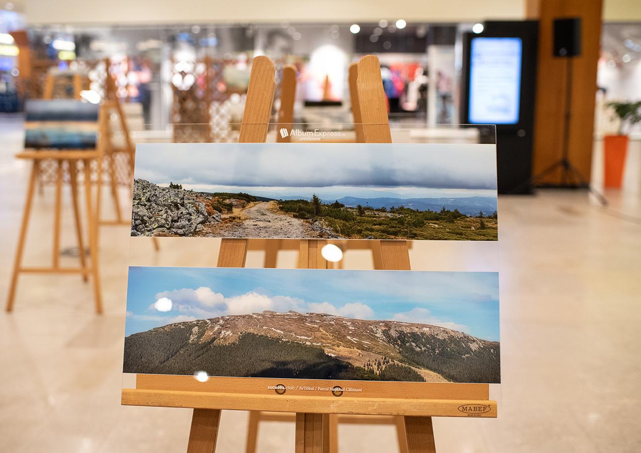 Parcul Național Călimani - expoziție de fotografie (vernisaj)