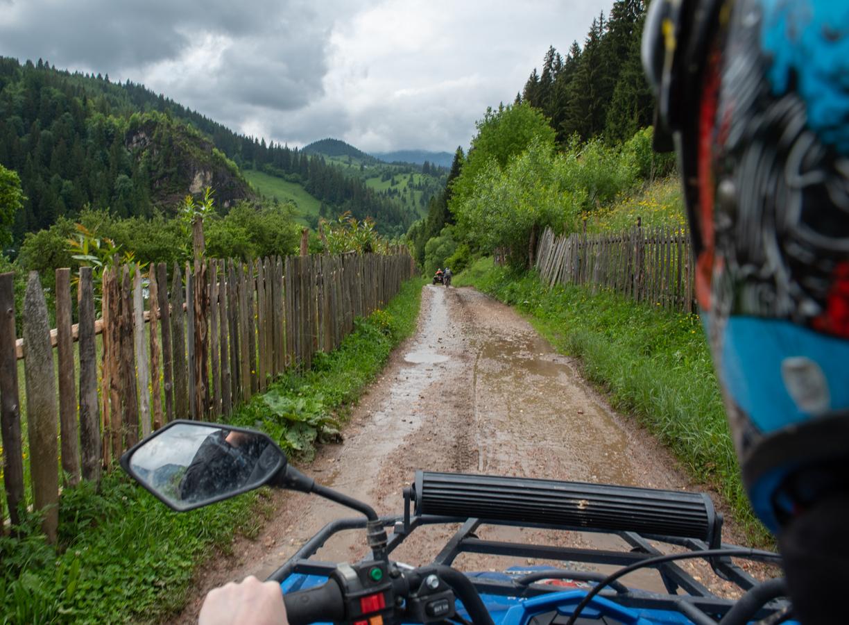 #25 Haihui - Câmpulung Moldovenesc - Munții Rarău
