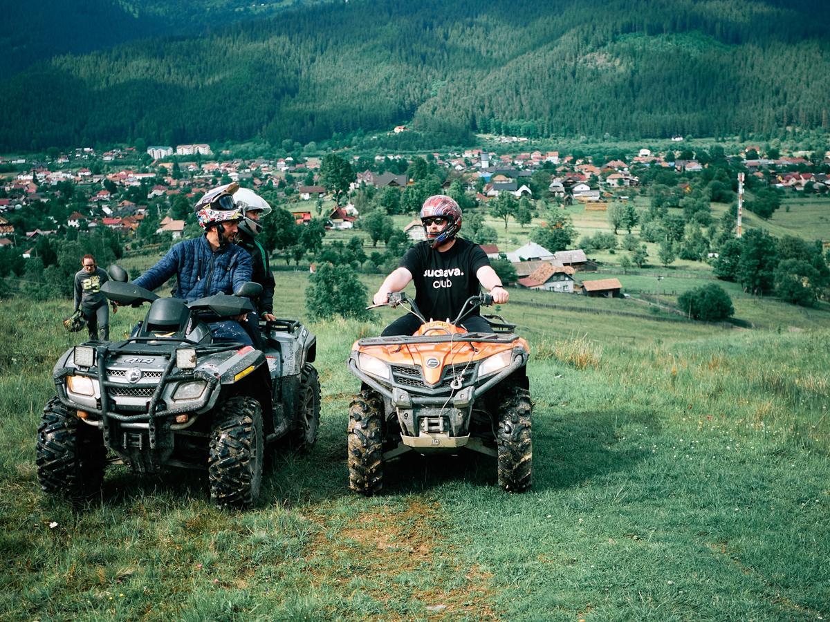 #25.2 Haihui - Câmpulung Moldovenesc - Munții Rarău