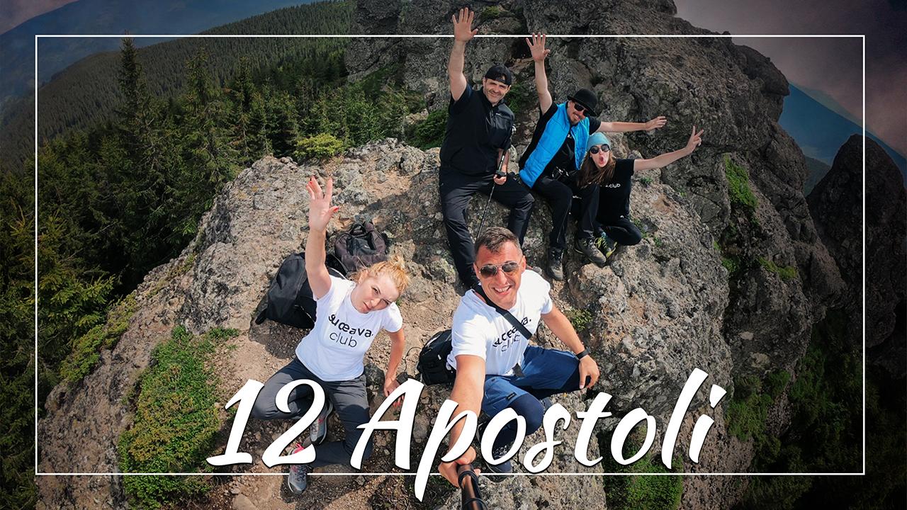 #26 Haihui – Doisprezece Apostoli (PN-K) (videoclip)