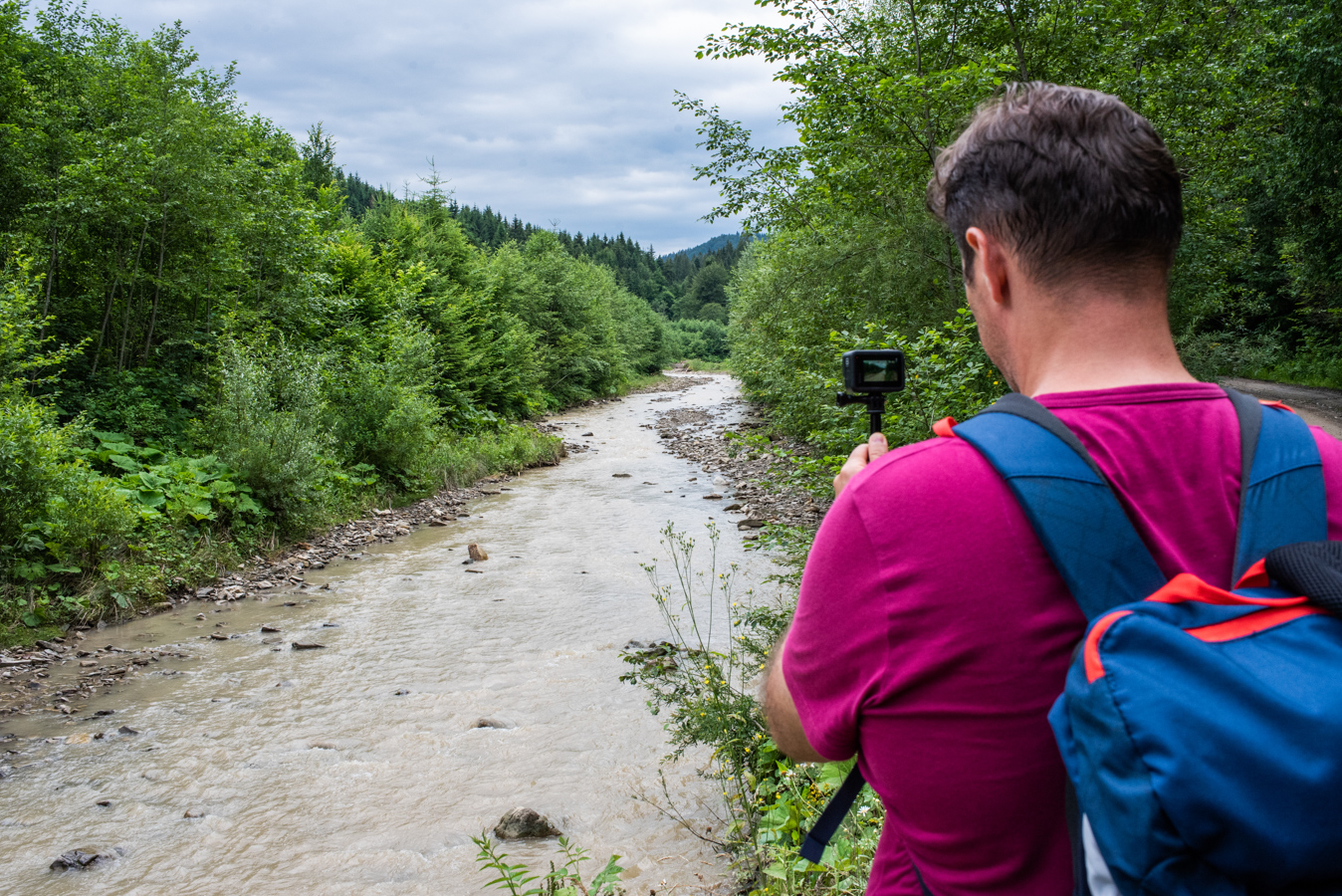 #27 Via Transilvanica - Putna - Sucevița
