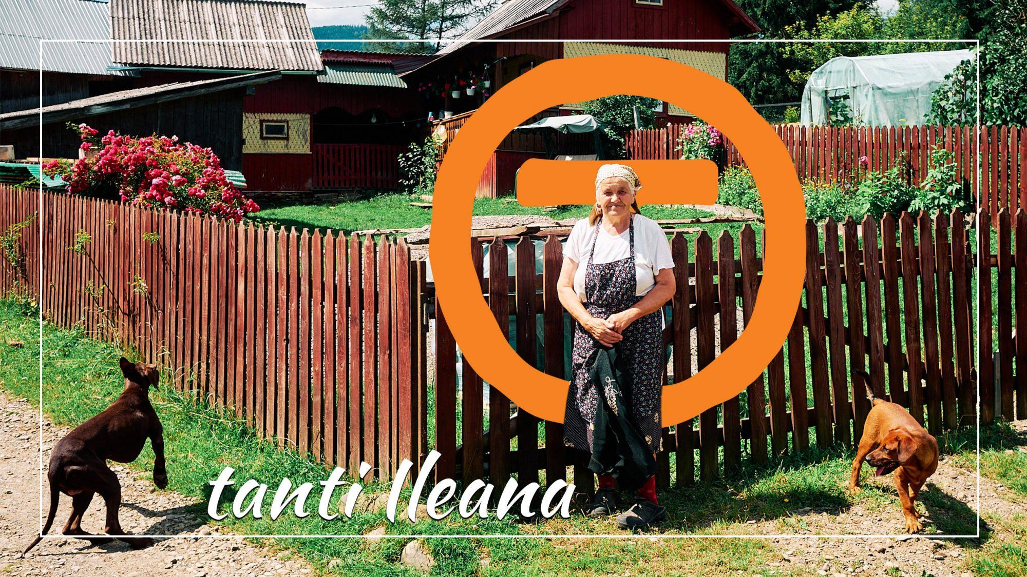 #29 Via Transilvanica - Tanti Ileana (videoclip)