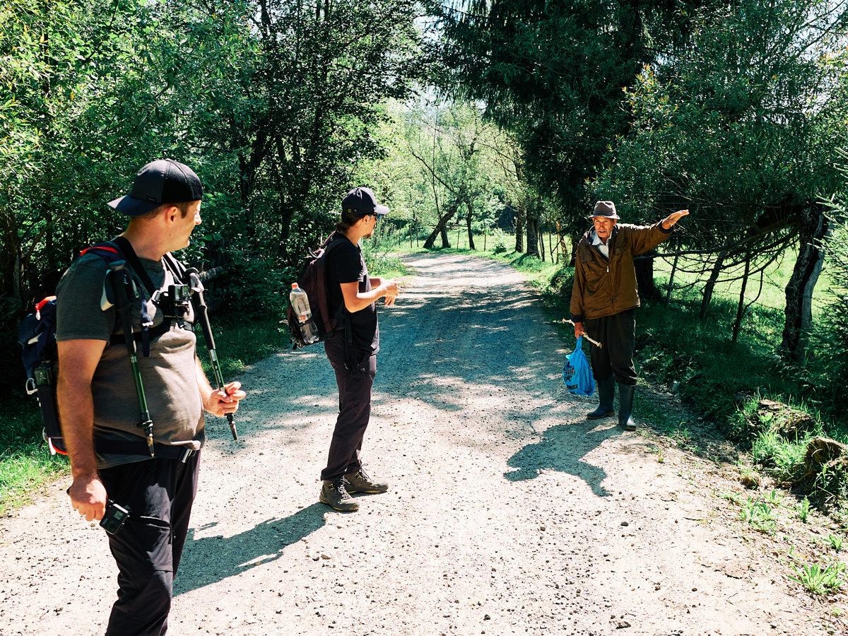 #29 Via Transilvanica - Vatra Moldoviței - Sadova