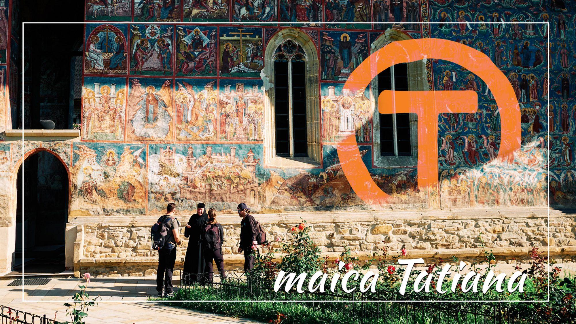 #29 Via Transilvanica - Maica Tatiana (videoclip)