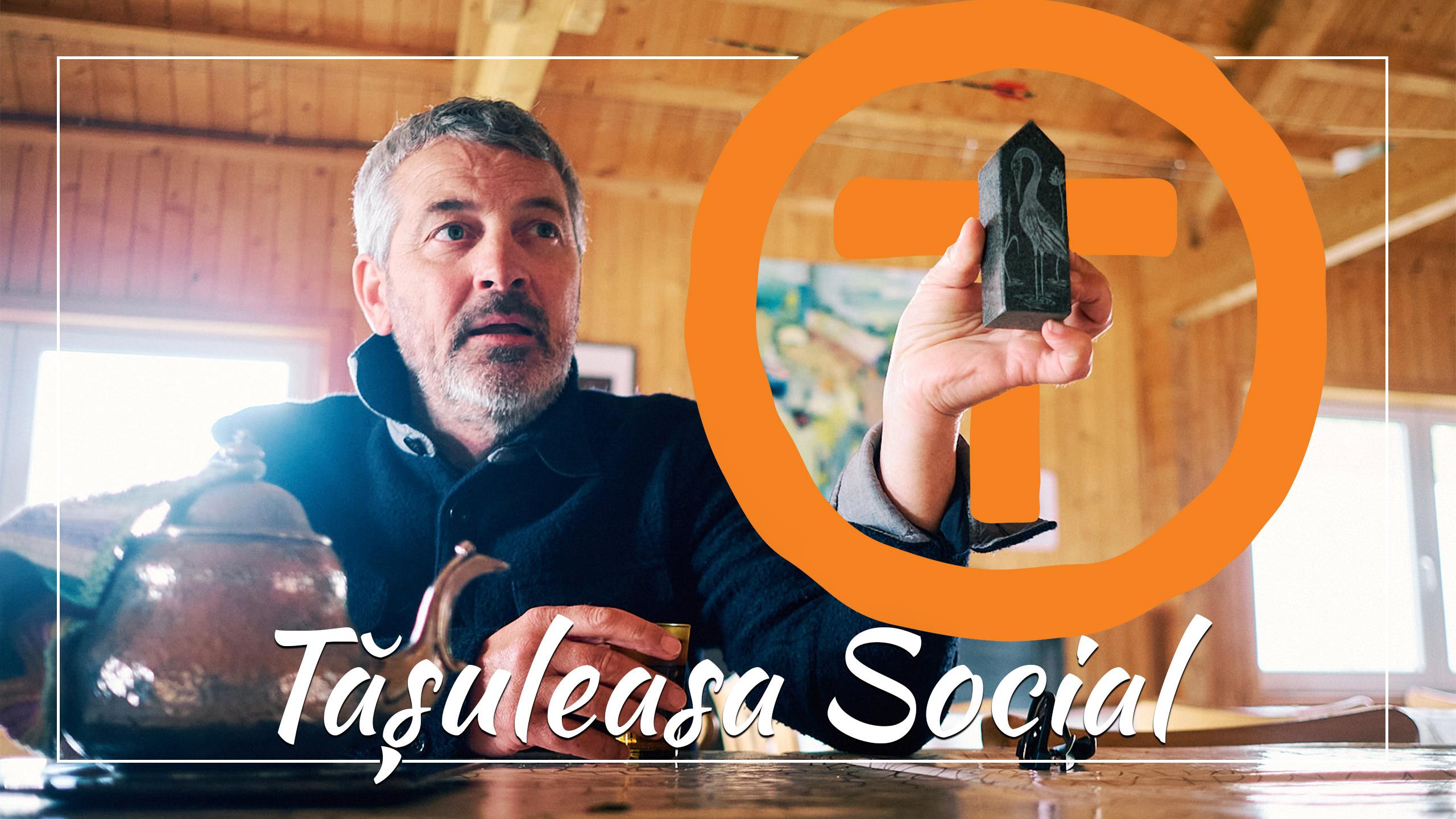#34 Via Transilvanica – Tășuleasa Social (videoclip)