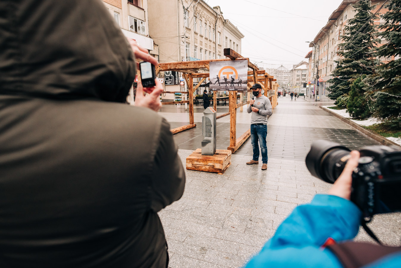 Via Transilvanica - expoziție de fotografie (vernisaj)