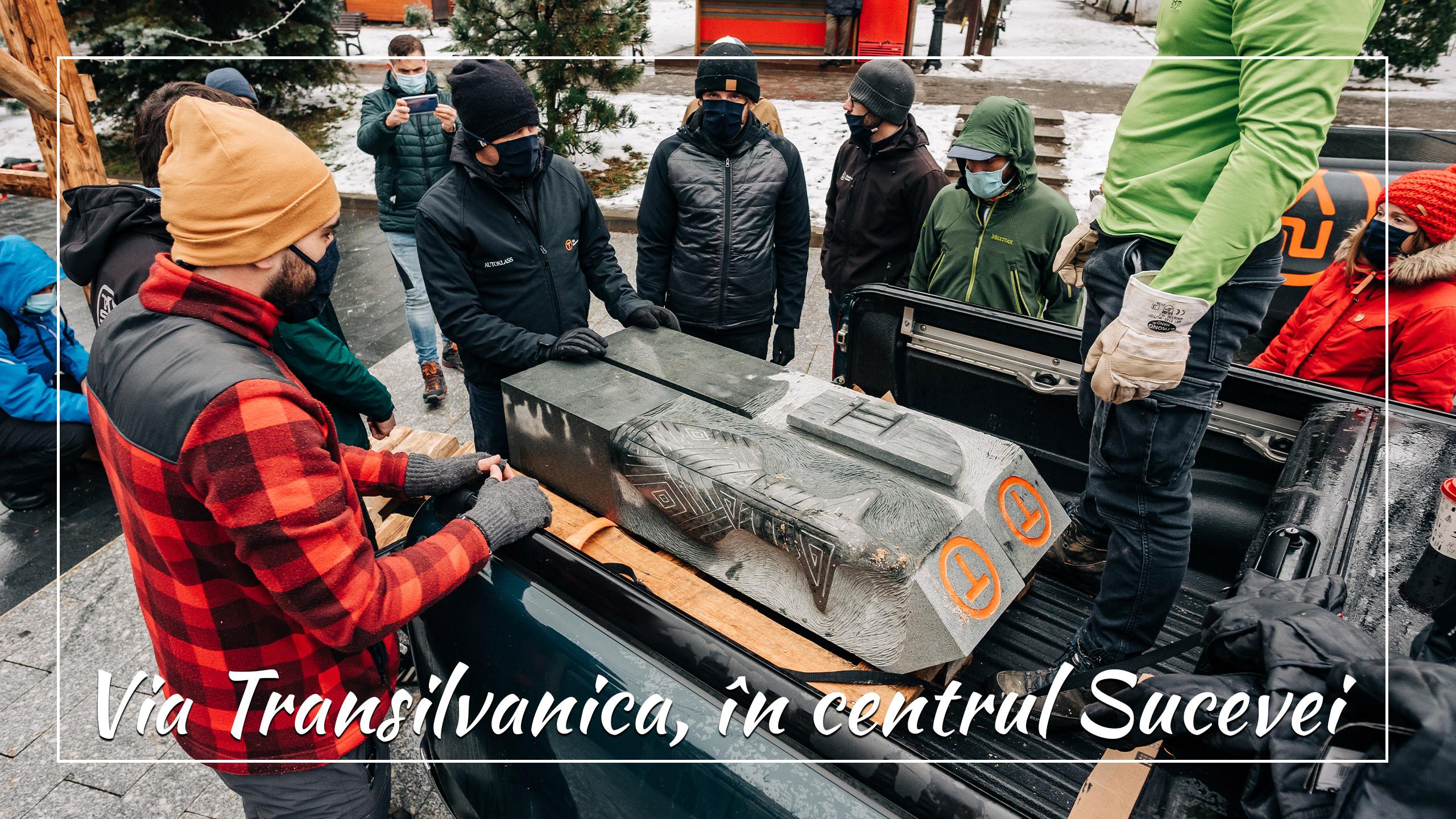 Via Transilvanica – expoziție de fotografie (vernisaj) (videoclip)
